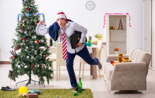 Holiday Emotions Don't Have to be a Pressure Cooker